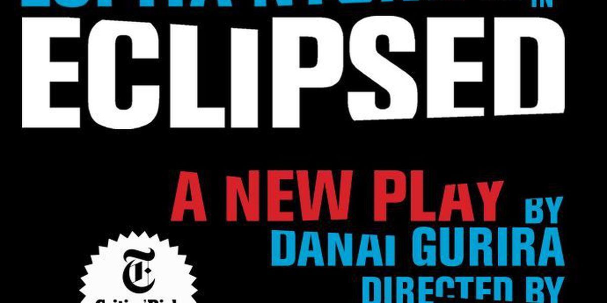 'Eclipsed' lands on Broadway