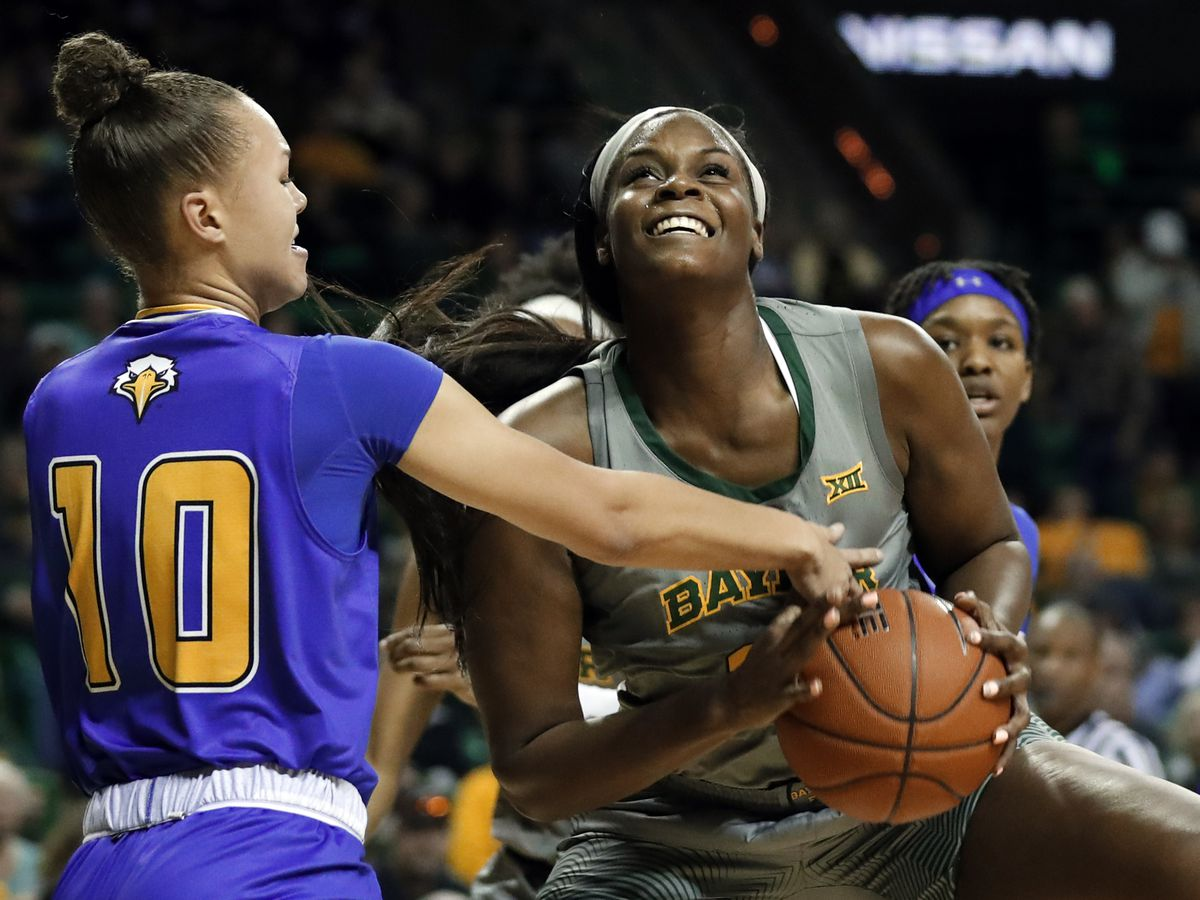 Brown, No. 3 Baylor roll to 96-58 win over Morehead State