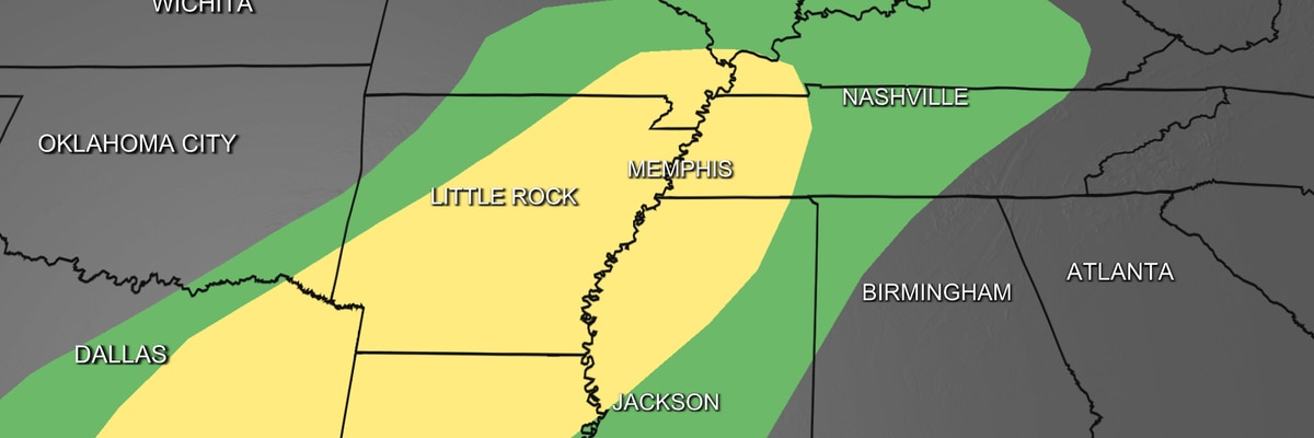 Strong to severe storms possible for Mother's Day