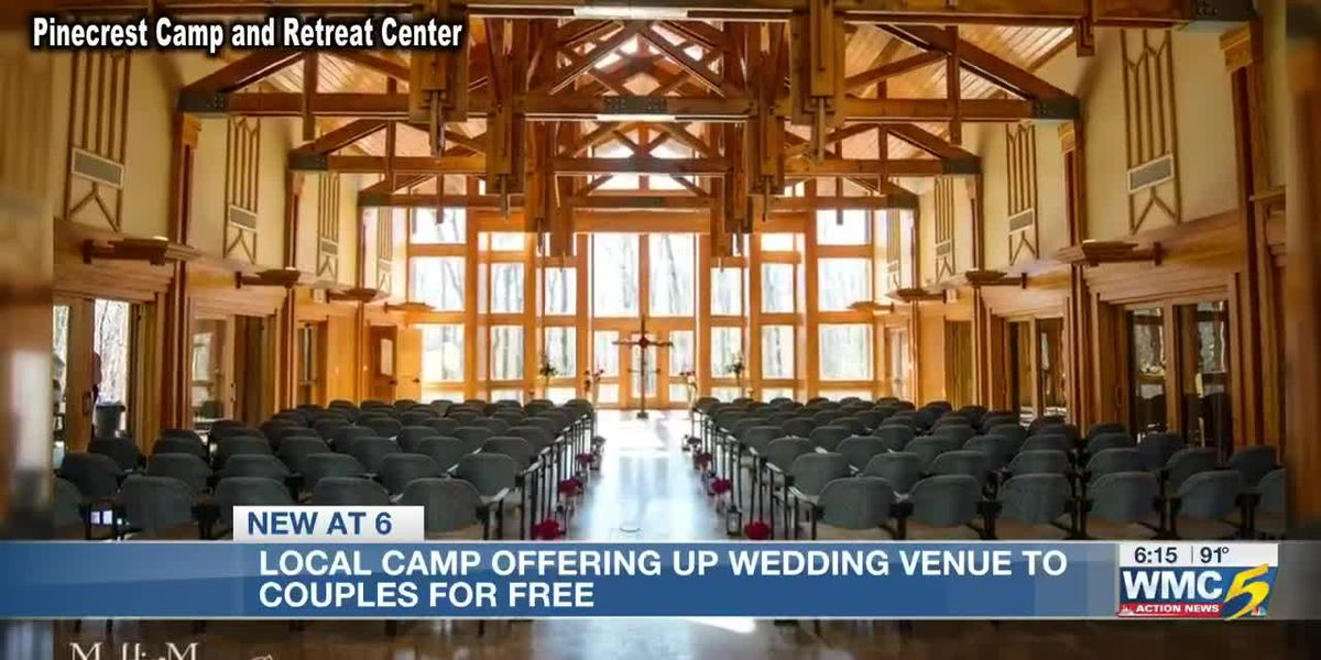 Local camp offering up wedding venue to couples for free