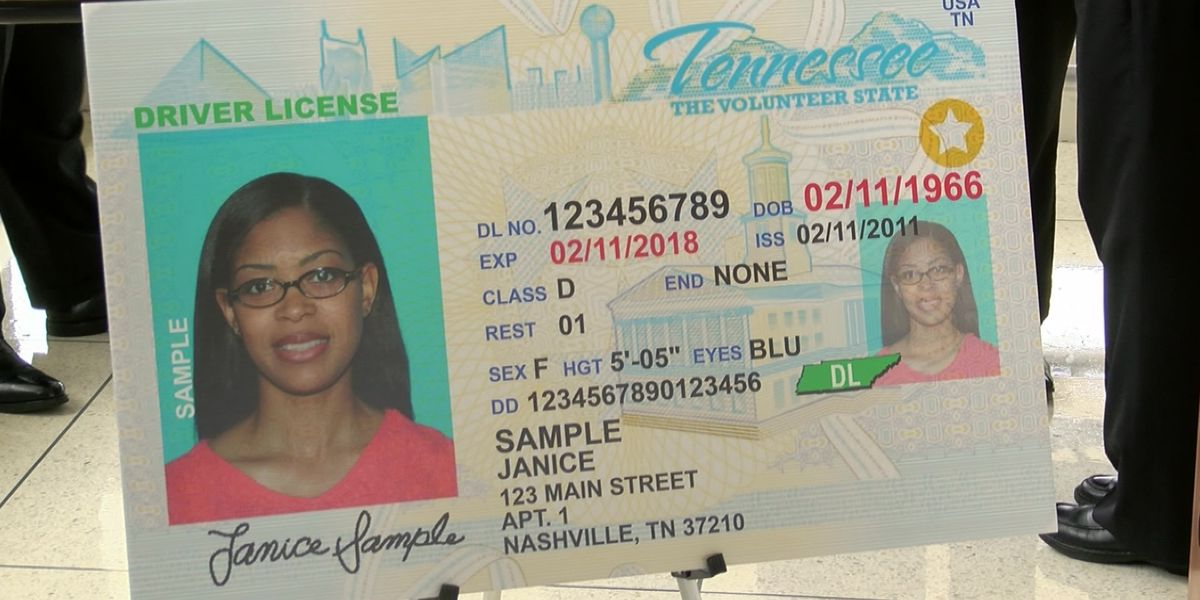 Tennessee to host Real ID Days