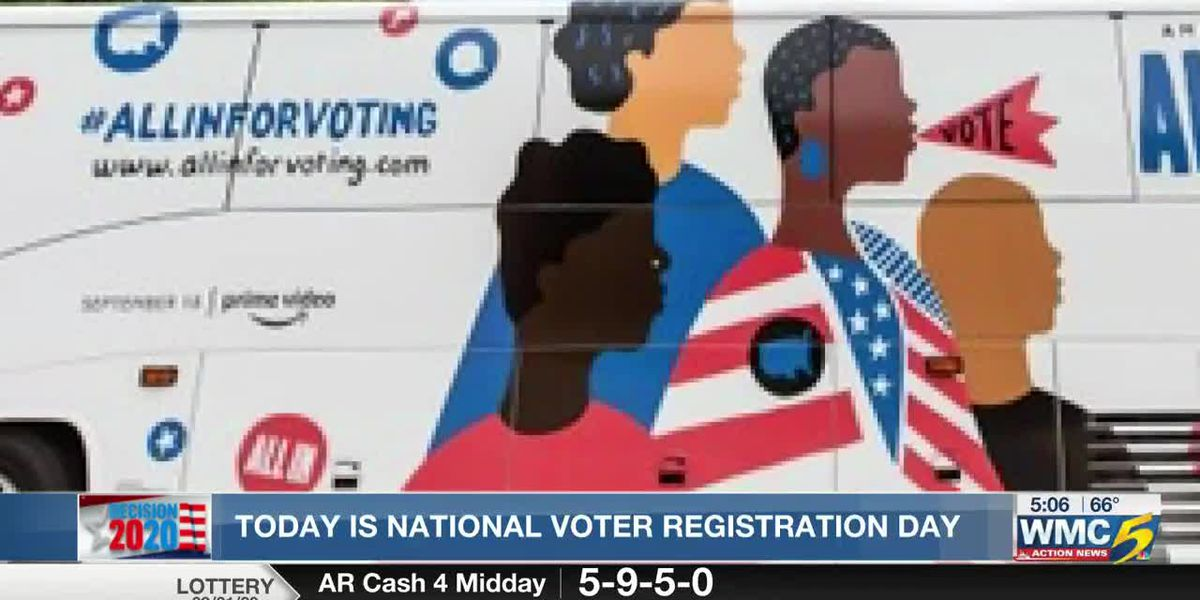 National Voter Registration Day - events in the Mid-South