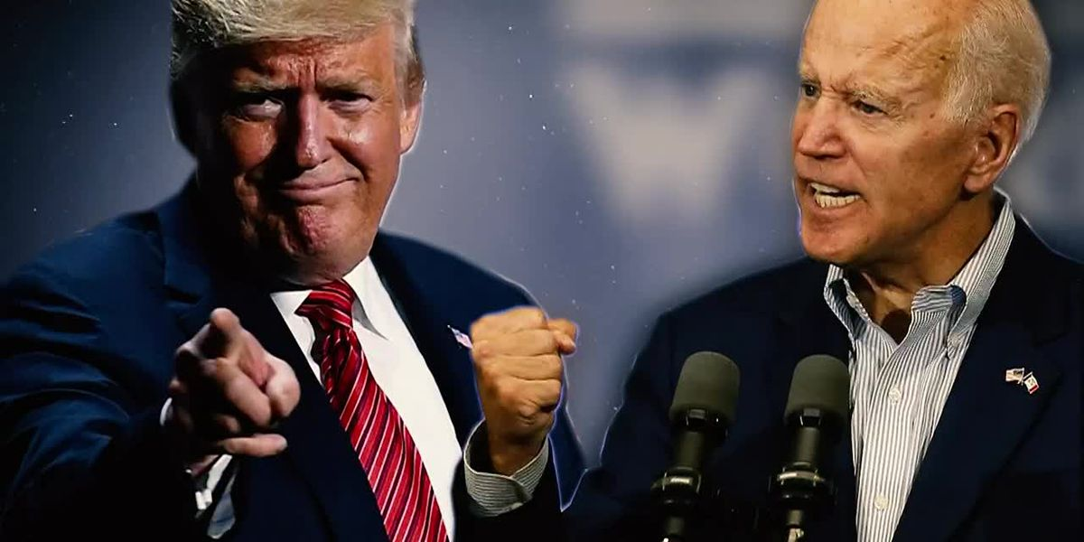 President Trump, Biden face criticisms for behavior over holiday weekend