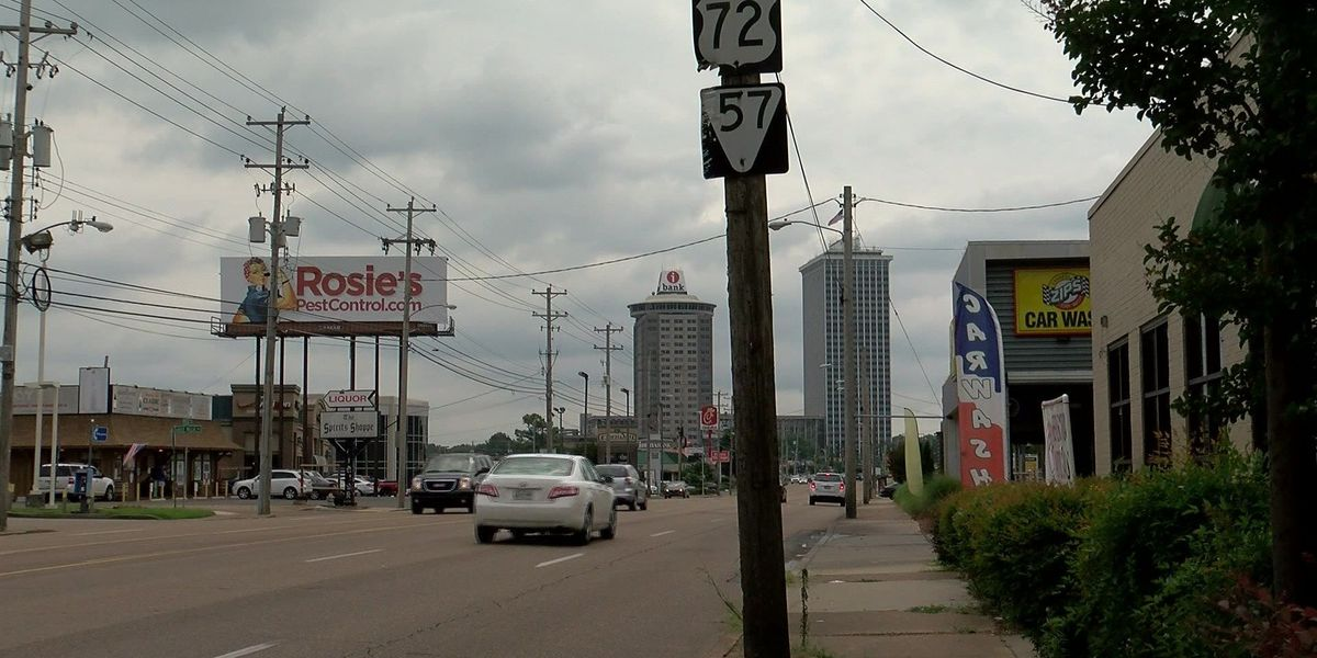 TDOT taking over maintenance of busiest Memphis streets