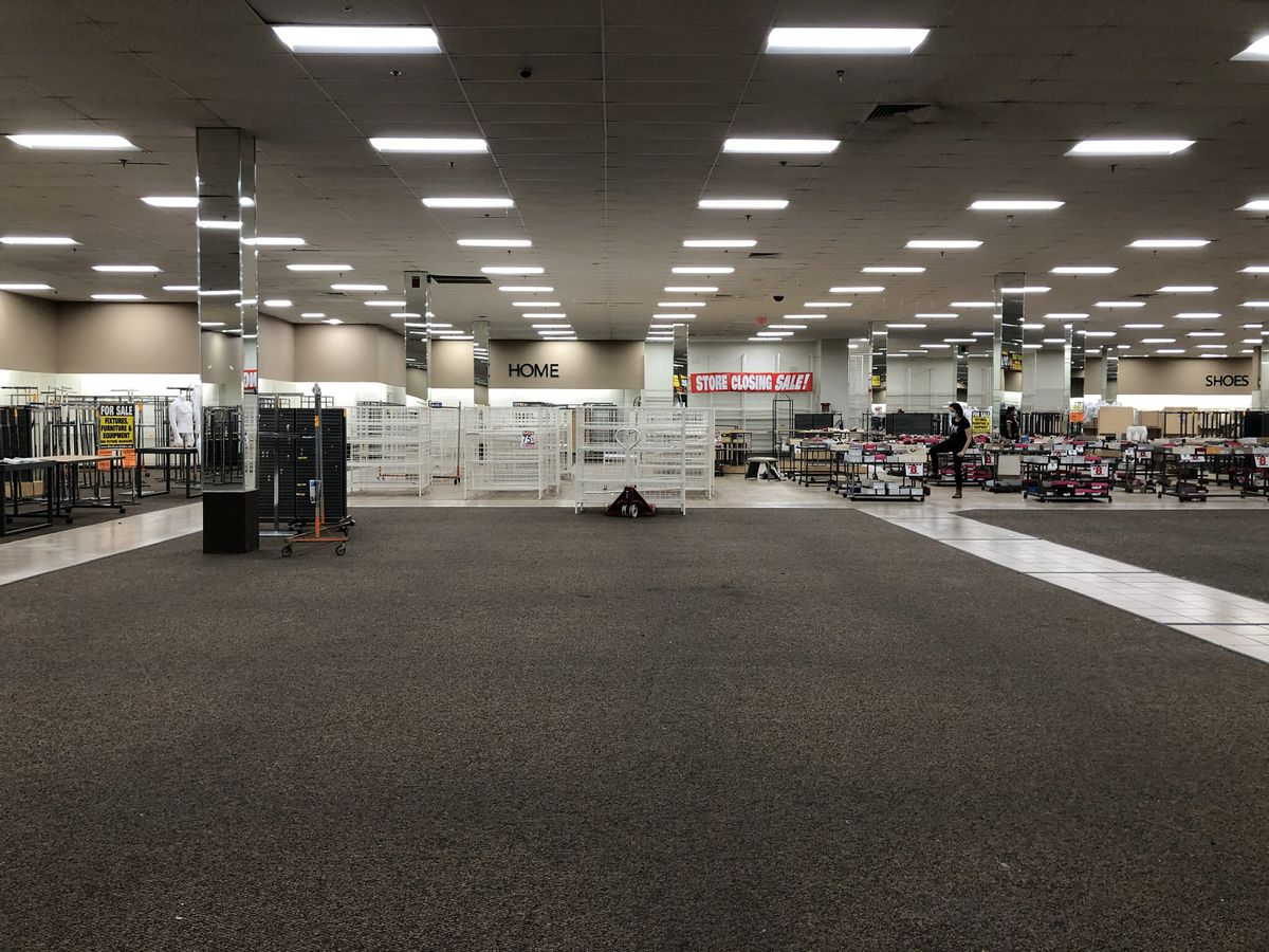 Steinmart Eastgate location closes for good, other locations to follow