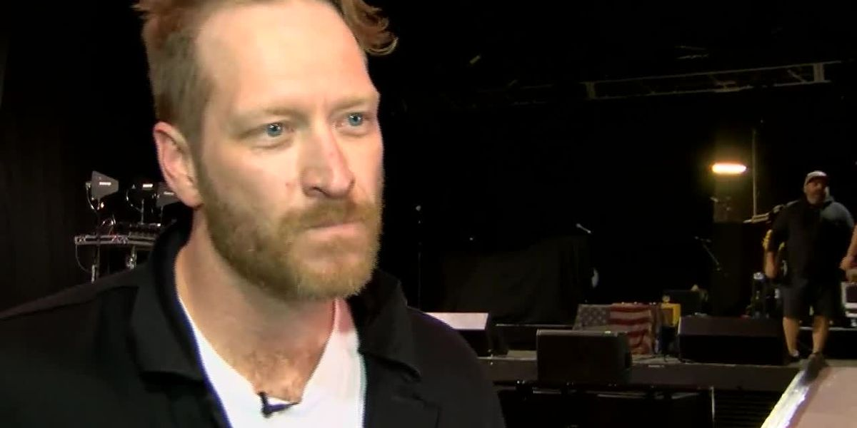 "WATCH: Arkansas native Barrett Baber talks about life after ""The Voice"""
