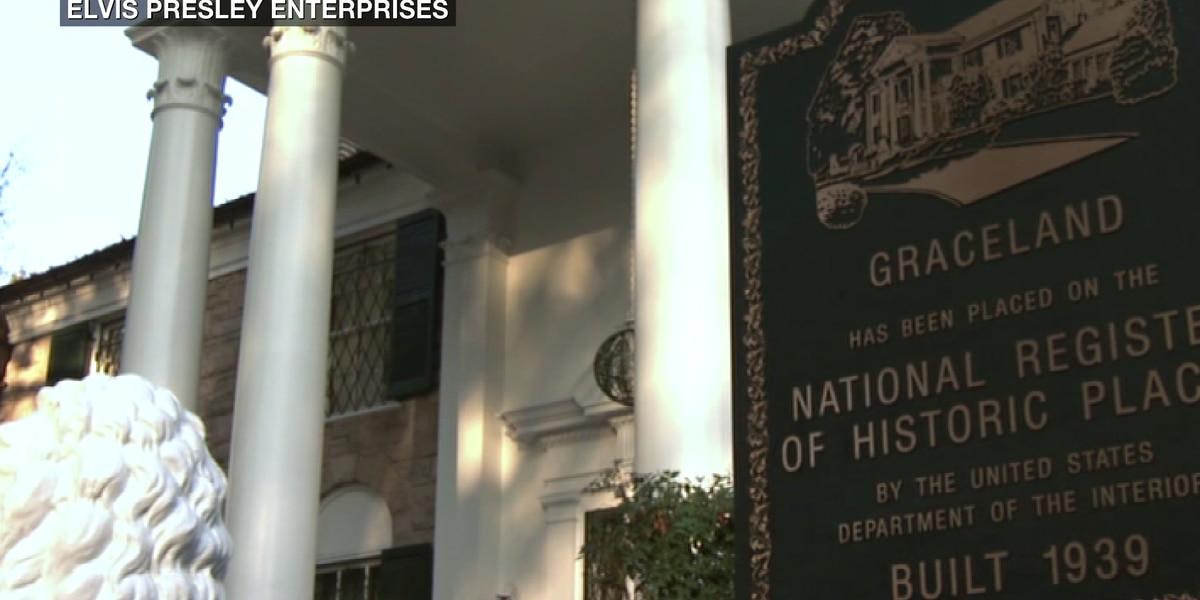 Grandson of Elvis Presley laid to rest at Graceland