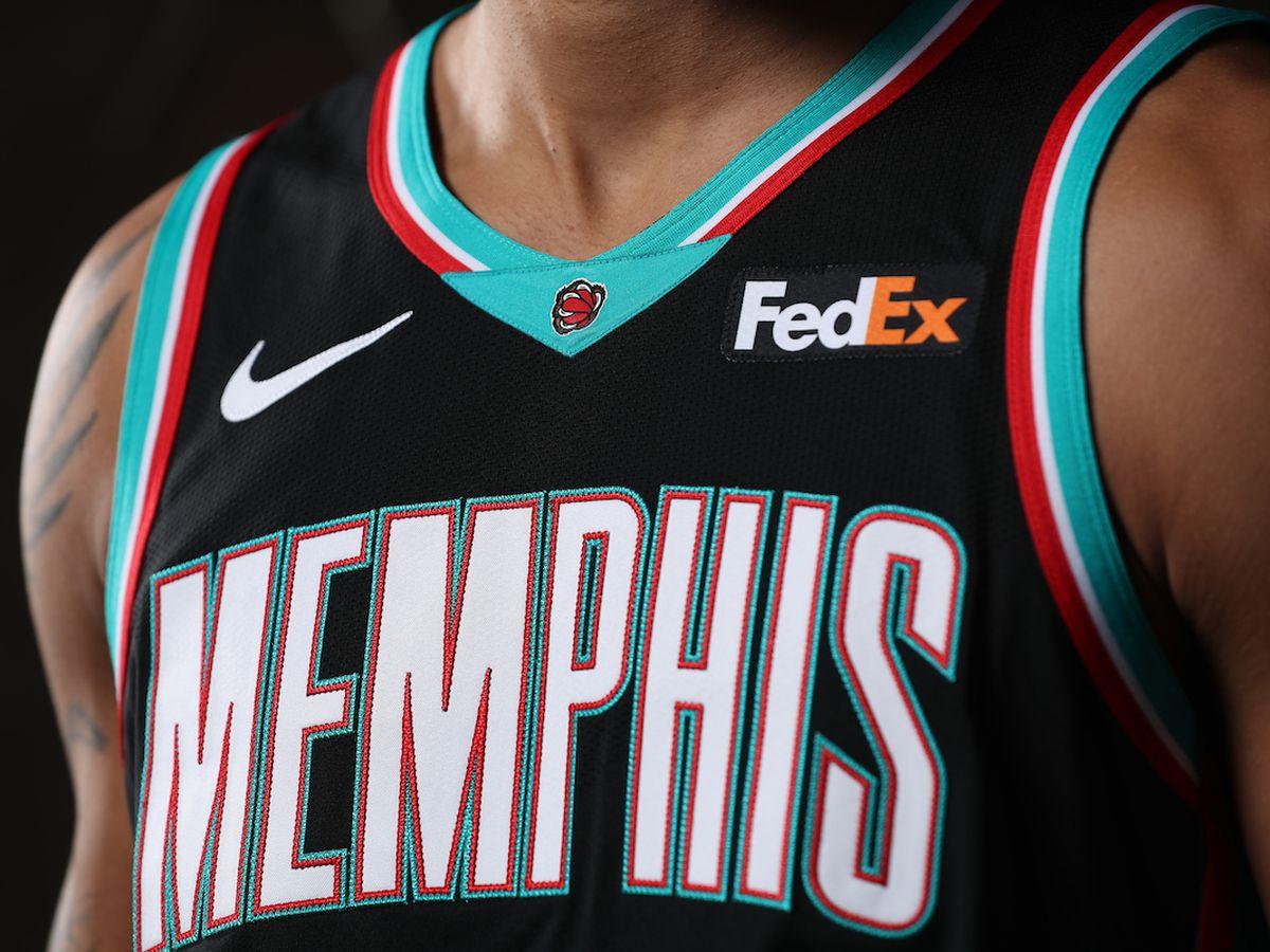 Grizzlies' new uniforms celebrate 20 seasons in Memphis