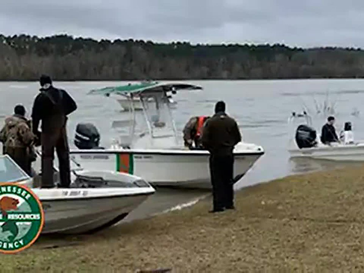 Search for missing boaters near Pickwick Dam transitions to recovery operation
