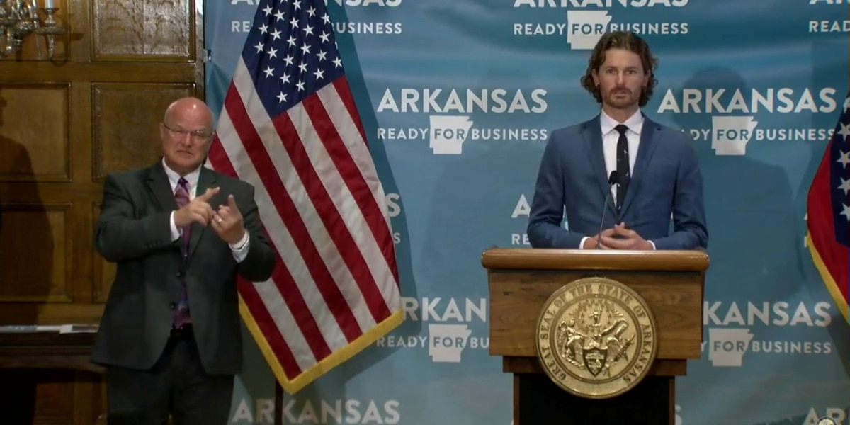 Ark. Economic Recovery Task Force presents recommendations to Gov. Hutchinson