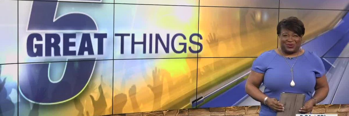 5 Great Things: Donations pour in for north Miss. storm victims; Historic MLK speech donated to UofM