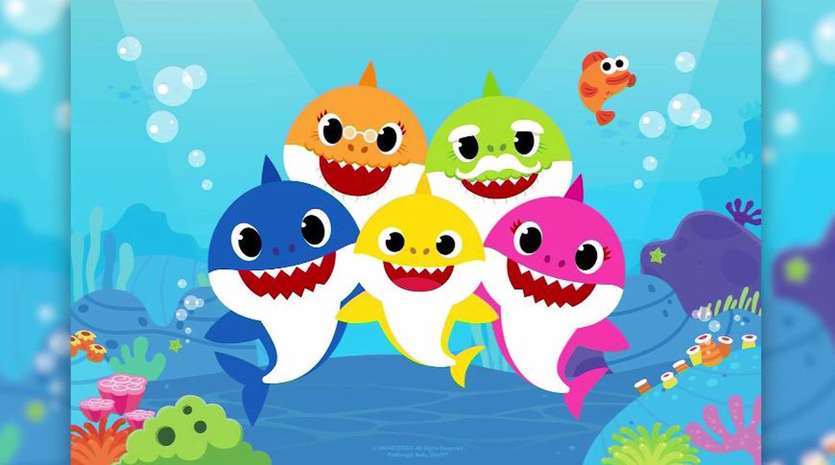 """""""Baby Shark Live"""" is set to launch a 100-city tour in ..."""