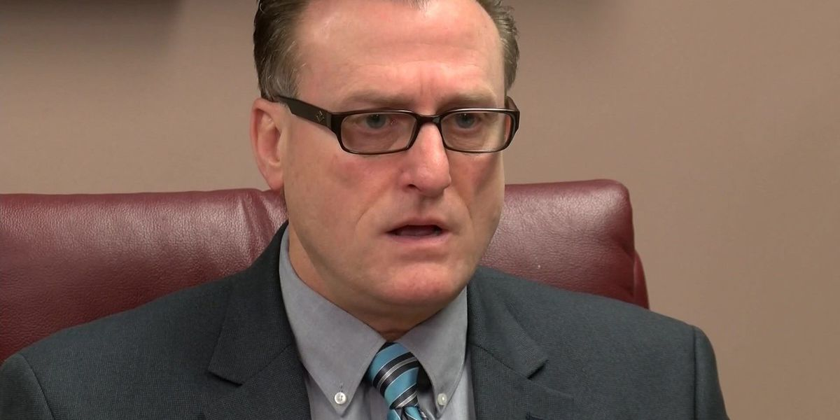 Ex-MATA CEO enters Alford plea for prostitution charge