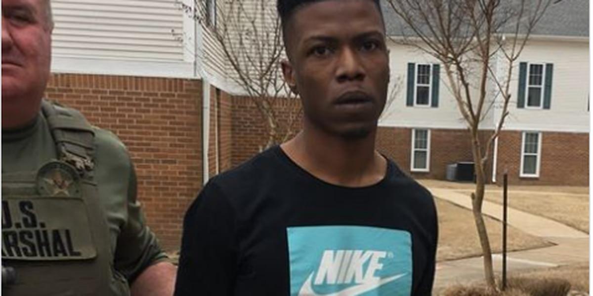 Georgia homicide suspect arrested at Jonesboro apartment