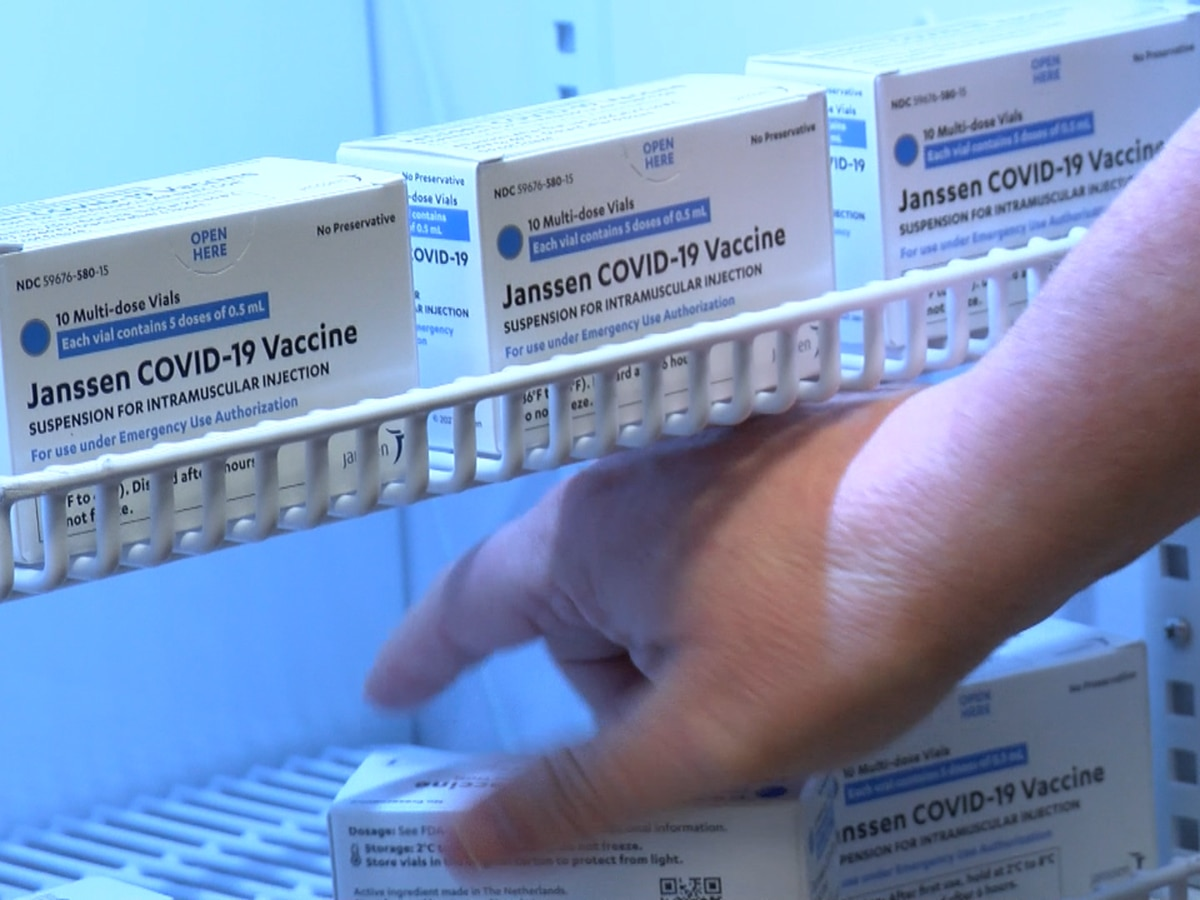 Mid-South states to pause use of Johnson & Johnson vaccine after FDA, CDC recommendation