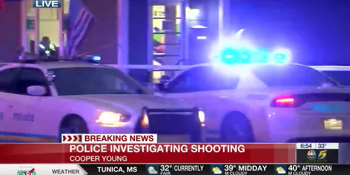 Double shooting reported in Cooper-Young