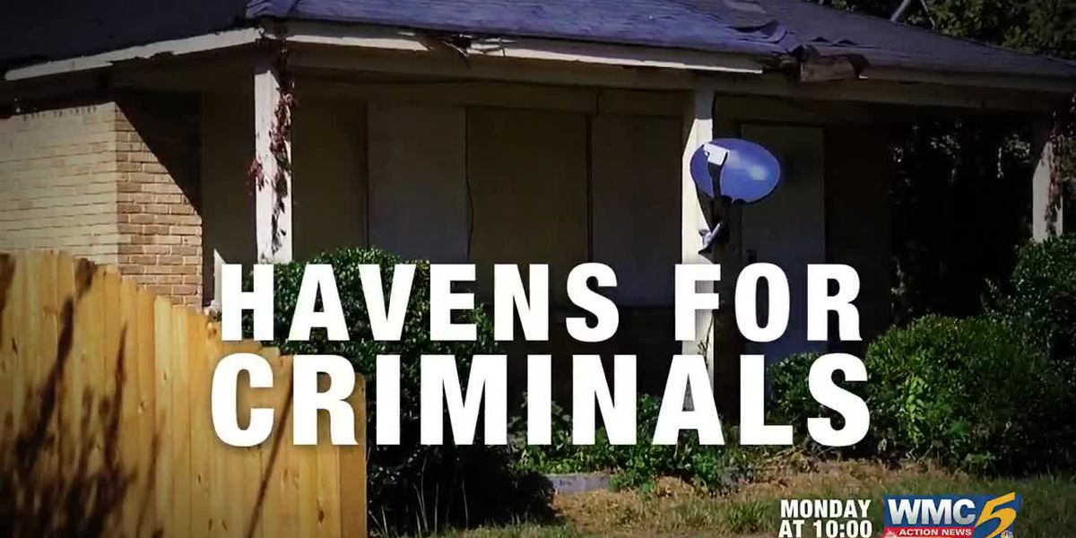 Crime at blighted homes: Monday at 10