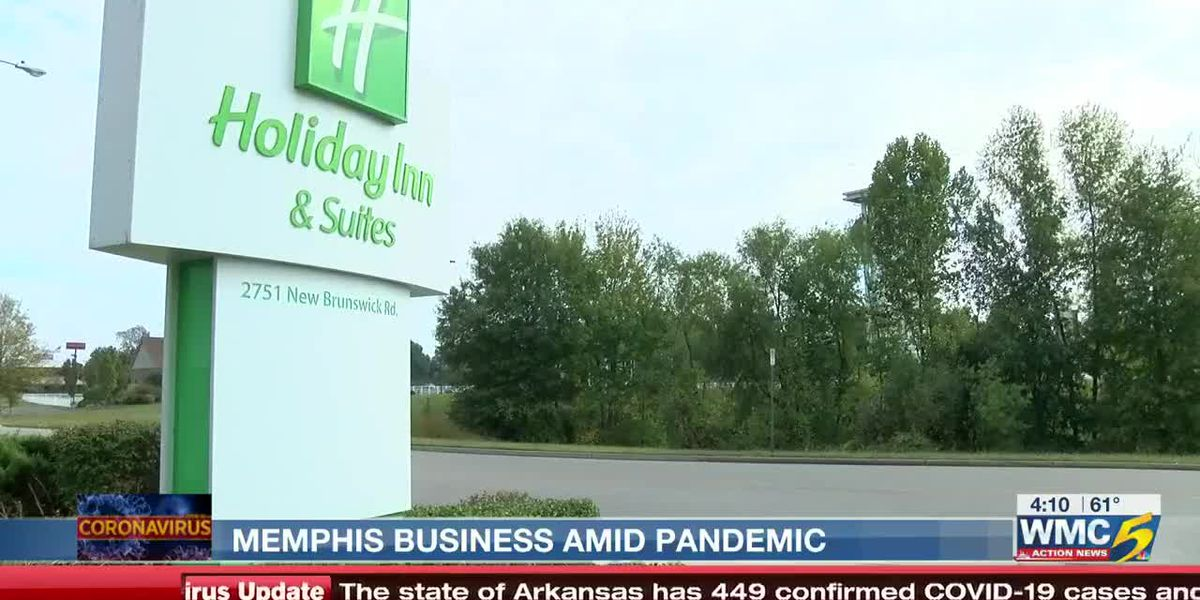 Mid-South business headlines: Hotels at risk for foreclosure request second stimulus due to COVID-19
