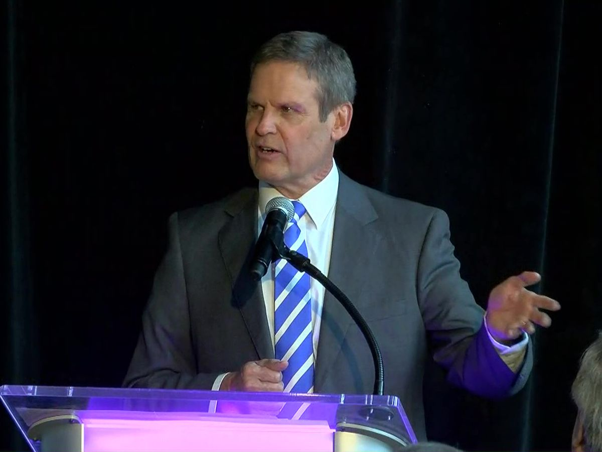 Gov. Bill Lee will give State of West Tennessee address today