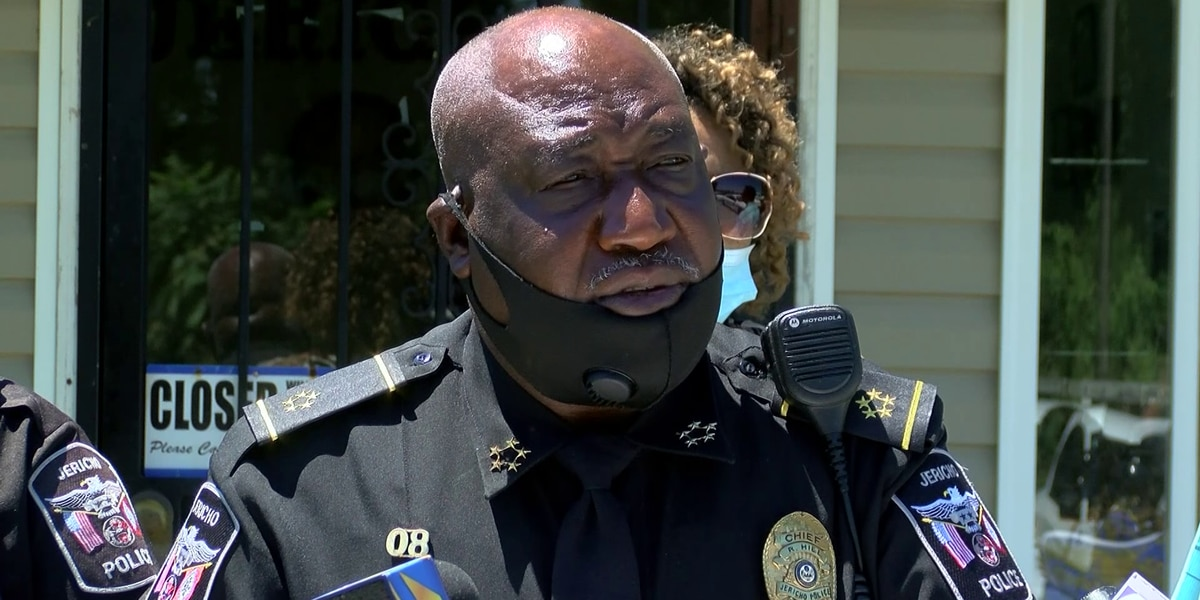 Jericho Police Chief claims Crittenden Co. Sheriff is intimidating department