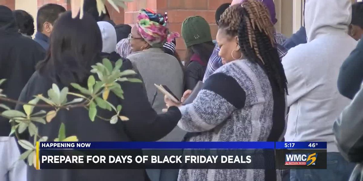 Prepare for days of Black Friday deals