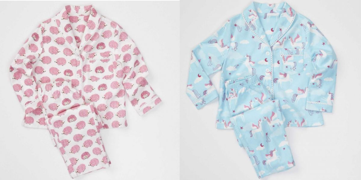 Children's pajamas recalled for violating flammability standards, posing burn risk to kids