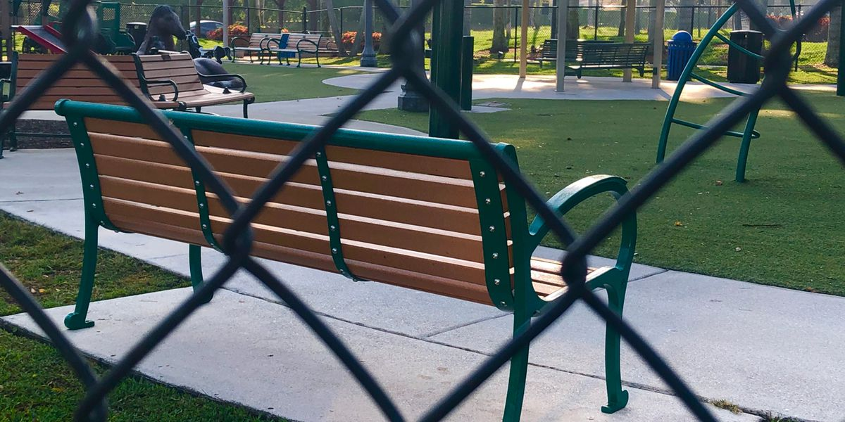 Mayor Strickland announces closure of all city sports courts, fields, skate parks & dog parks