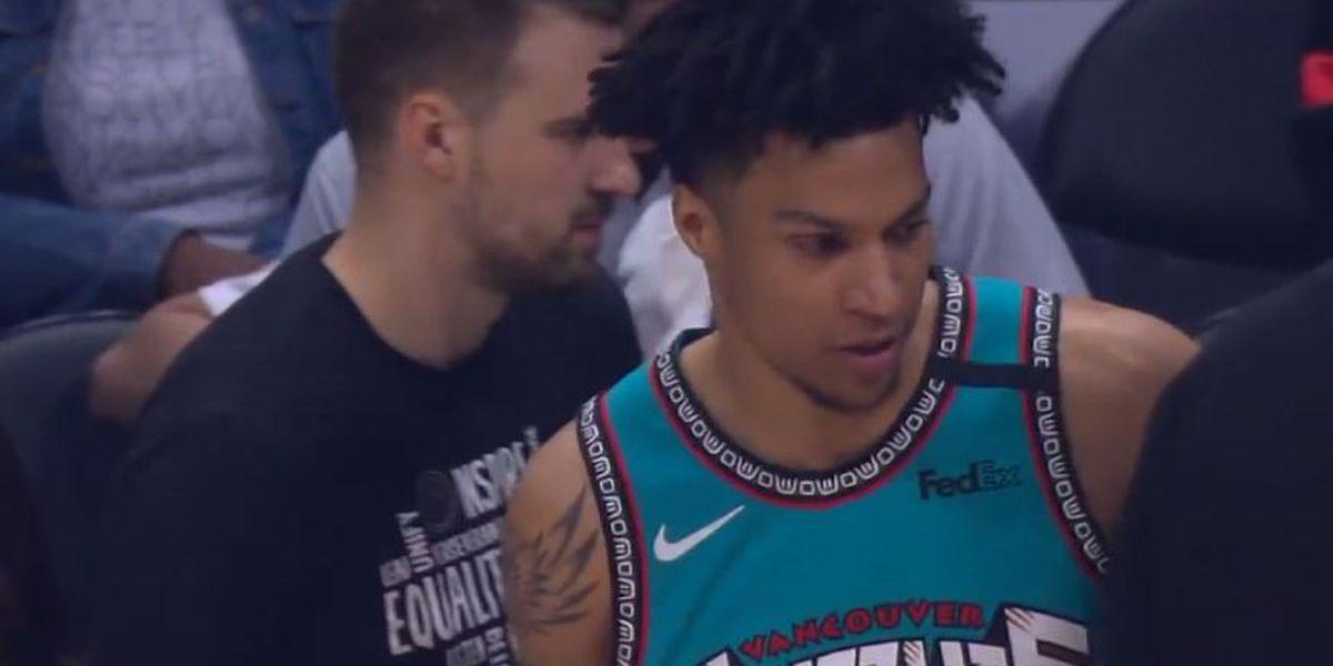 Grizzlies Brandon Clarke up for two NBA postseason honors