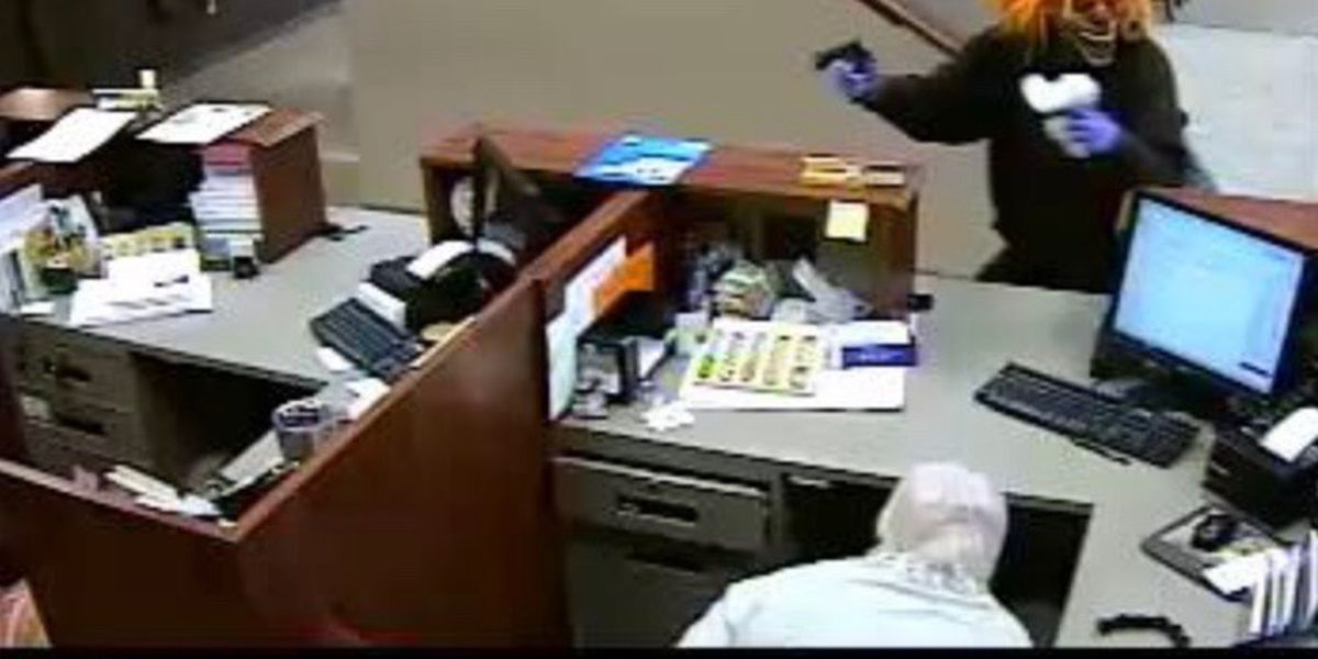 Helena-West Helena police search for masked bank robber