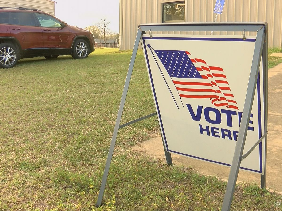 Polls open for Mississippi primary elections