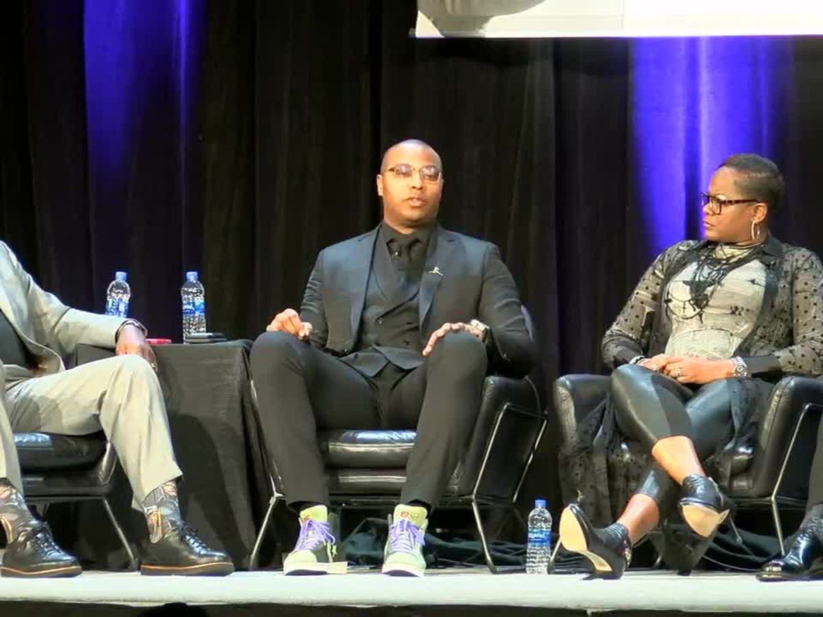 Sports greats honored during Grizzlies annual sports legacy symposium