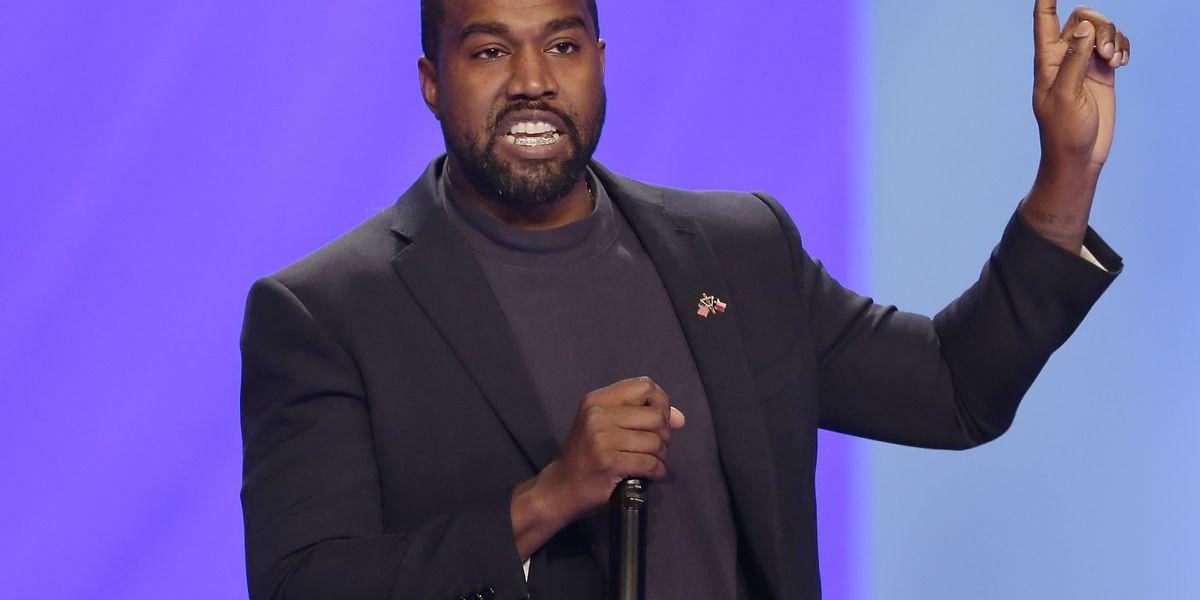Kanye West makes presidential ballot in Mississippi