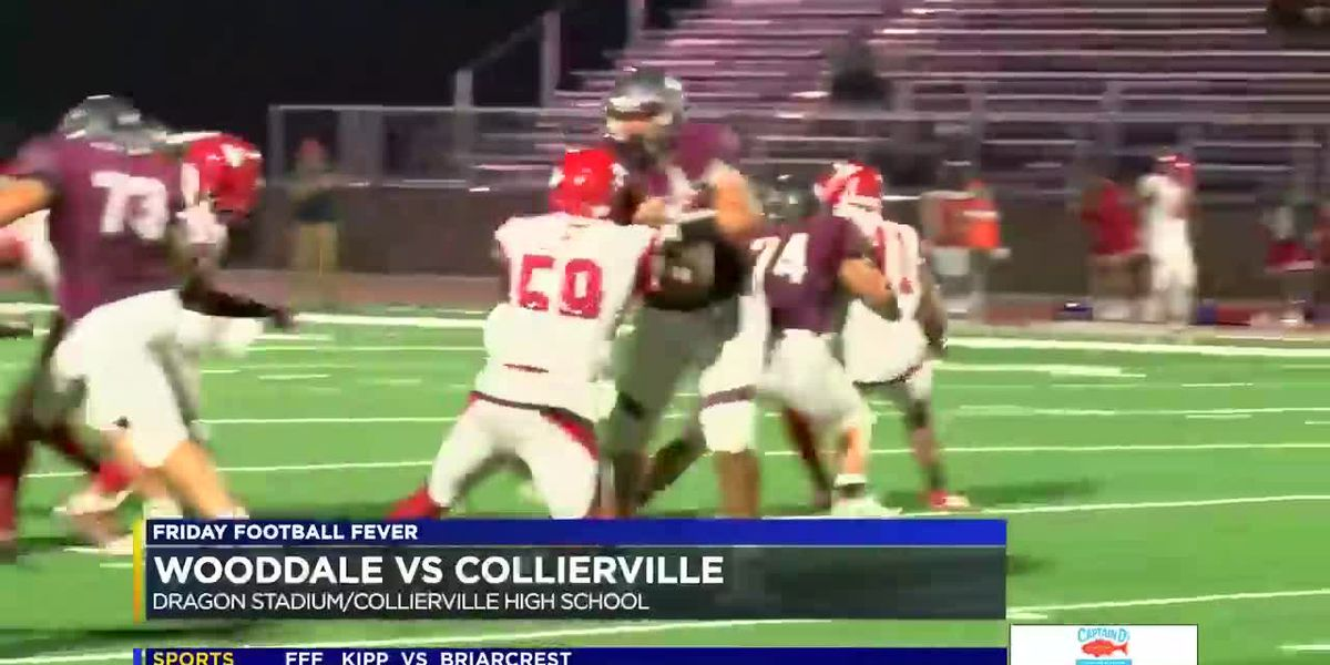 Wooddale vs. Collierville