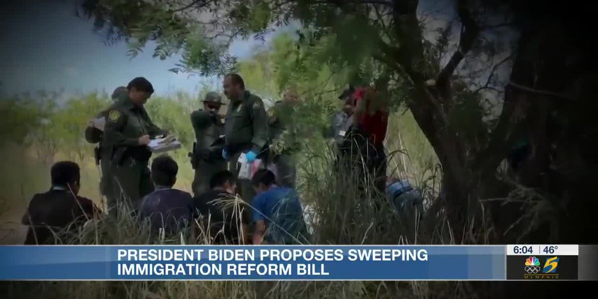 President Biden proposes sweeping immigration reform bill
