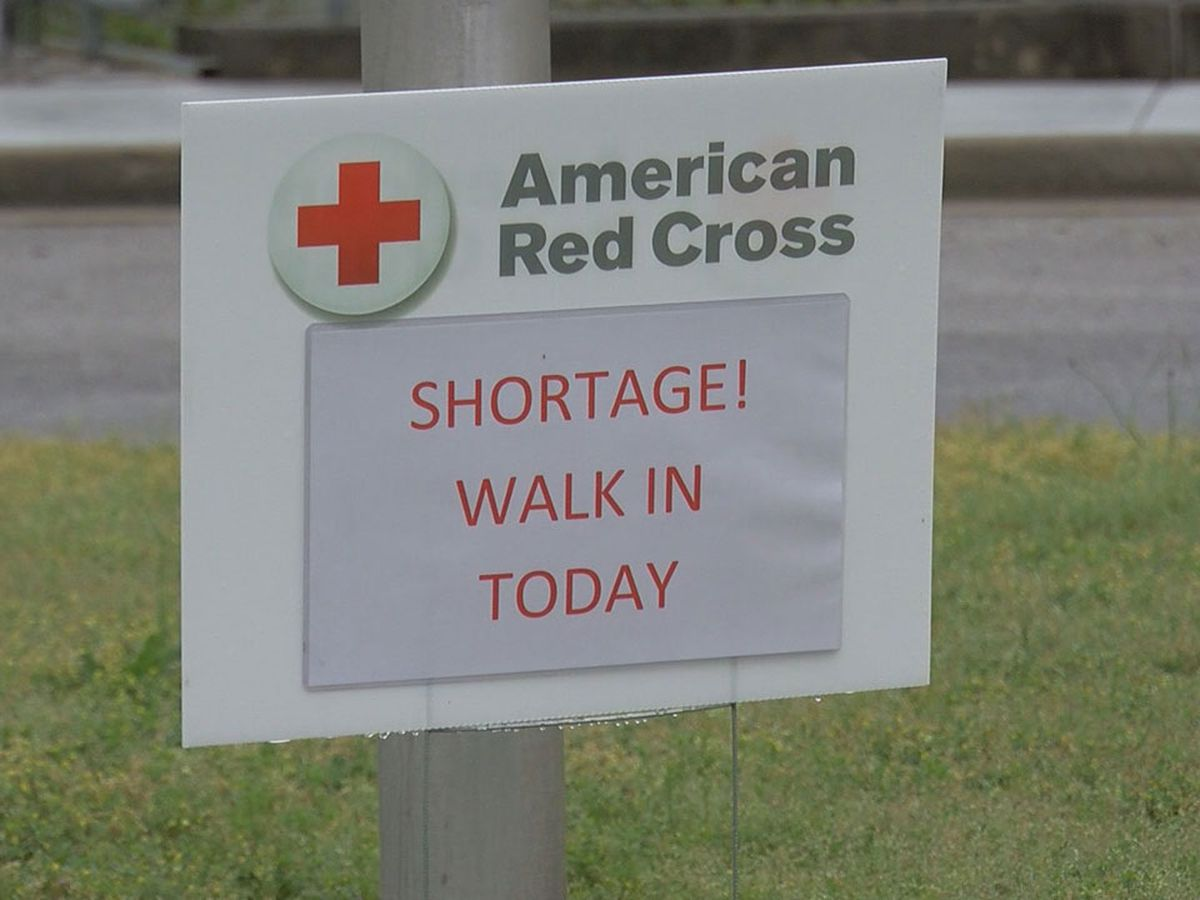 Regional One Health partnering with Red Cross for weekly blood drives in Memphis