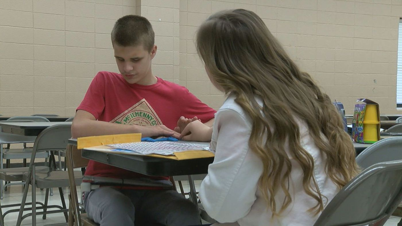 Middle school student gets national recognition