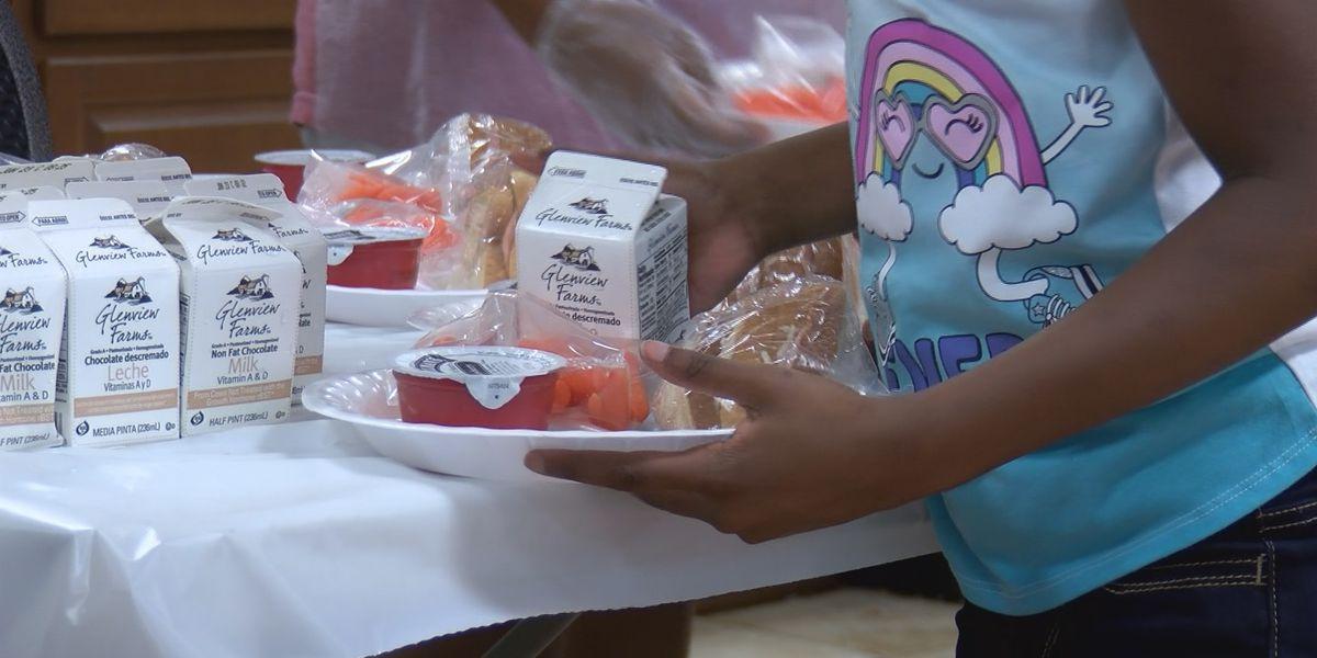 Sponsors needed to help children under Summer Food Service Program
