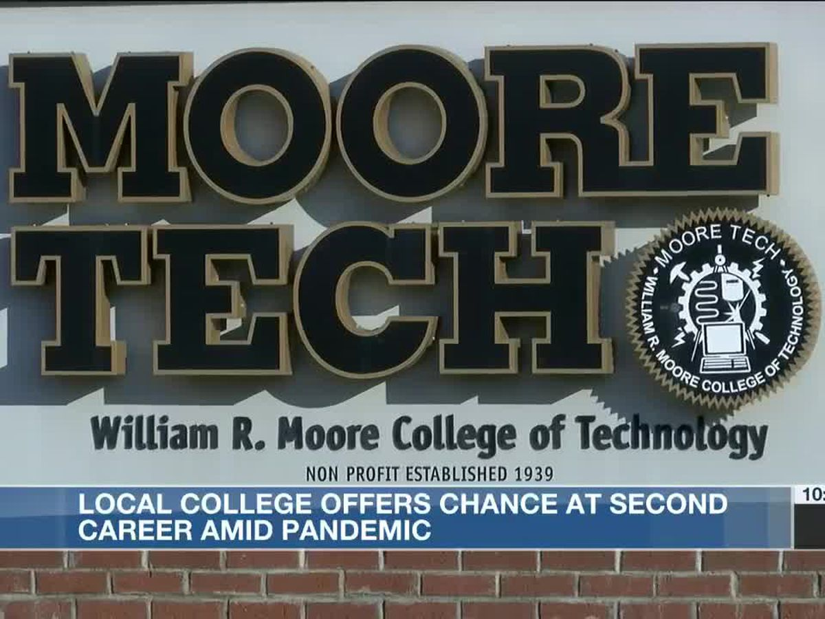 Mid-South college offers chance at second career amid pandemic