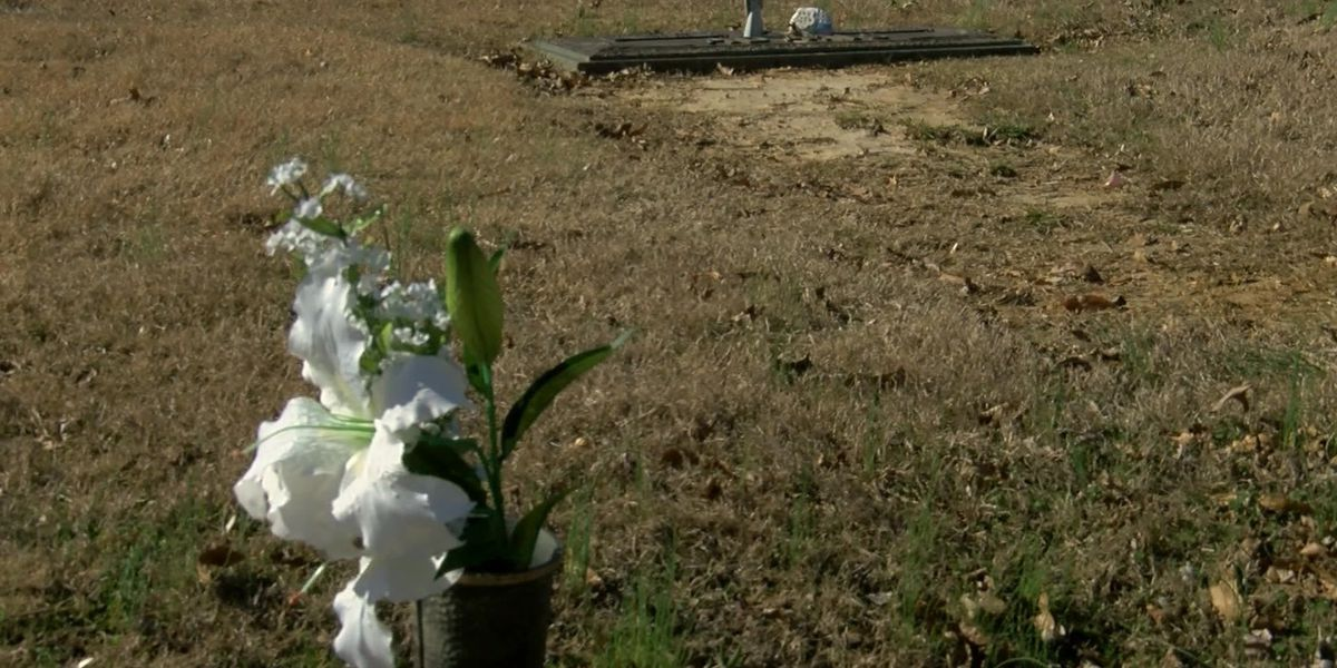 Unkempt cemetery leaves loved ones to clean up mess