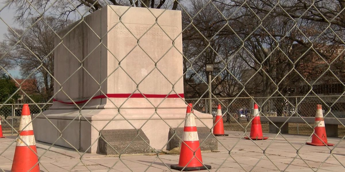Confederate supporters to drive around Memphis to protest statue removals