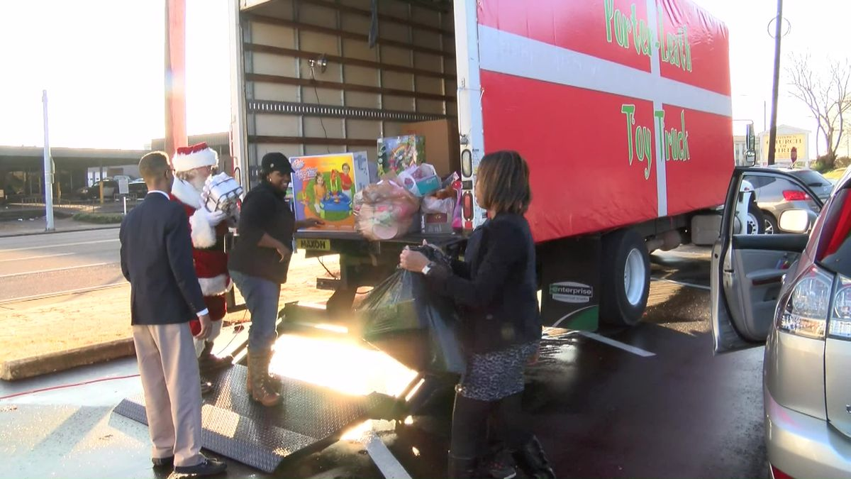 Upcoming Porter-Leath toy drive will help 6,200 local children
