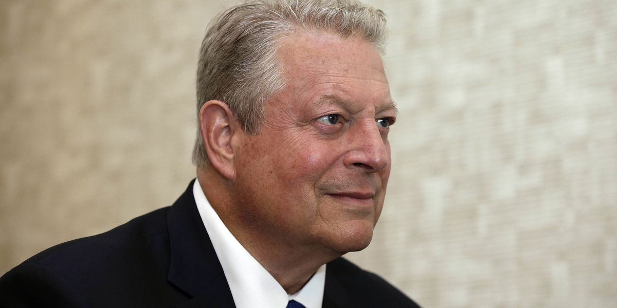 Al Gore to visit Memphis for rally against Byhalia Pipeline