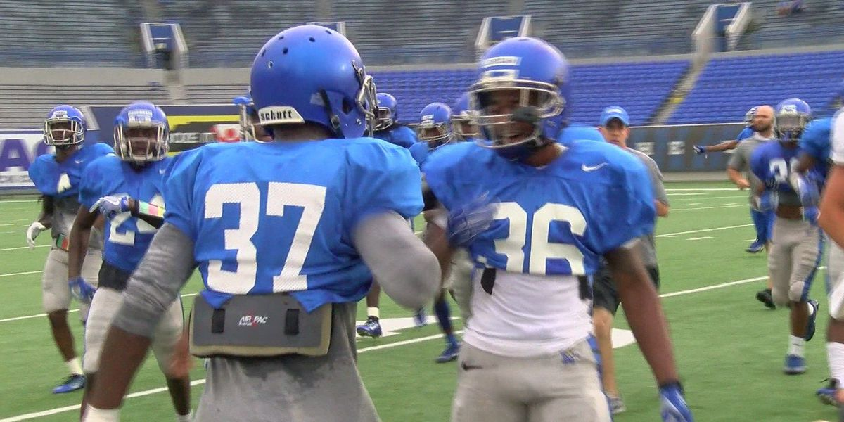 Tigers wrap up scrimmage on high note at Liberty Bowl