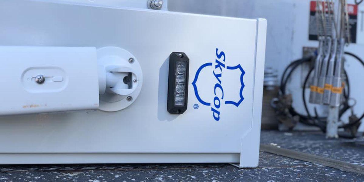 West Memphis installs SkyCop cameras near schools