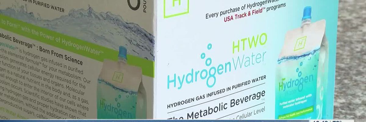 Memphis-made water product helps Olympic athletes train during coronavirus pandemic