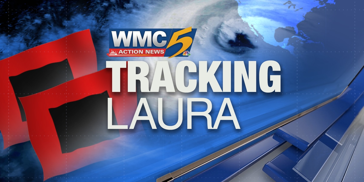 Tracking the latest on Laura as it moves closer to the Mid-South