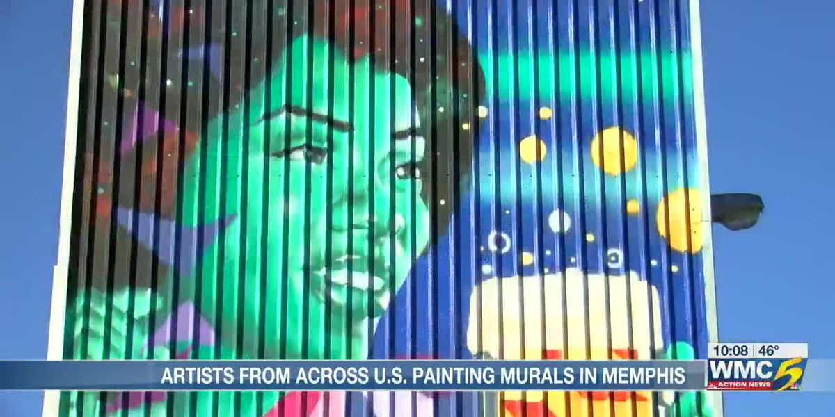 Paint Memphis 2020 bringing beauty to the Bluff City