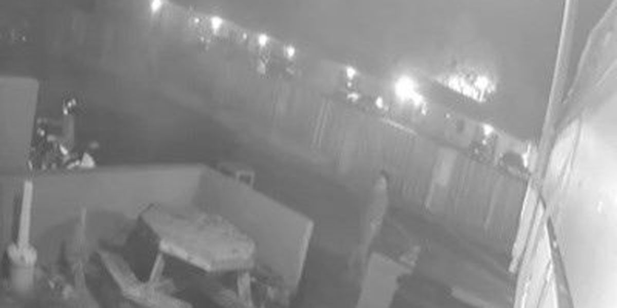 Video shows men suspected in shooting of 13-year-old