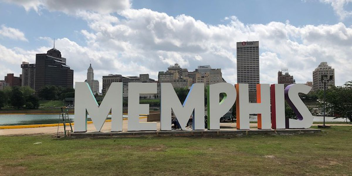 New 'MEMPHIS' sign is the next Instagram sensation