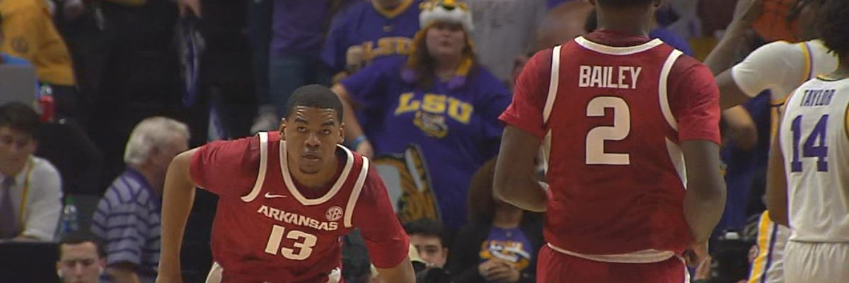 Razorback men to play in NIT